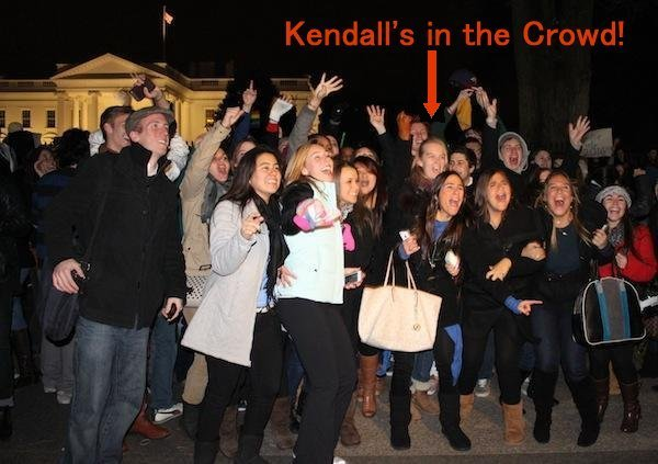 Kendall in DC