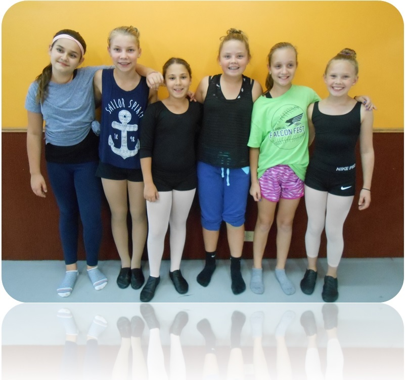 Friendships are important at AMA Dance and Music School